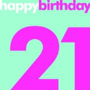 Happy Birthday 21